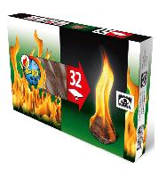 Hansa разжигатель огня 32 шт