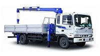 Складной кран-манипулятор 1 тонна, 2 тонны, 2,5 тонны, 3 тонны, 4 тонны, 5 тонн Micron Hydraulic