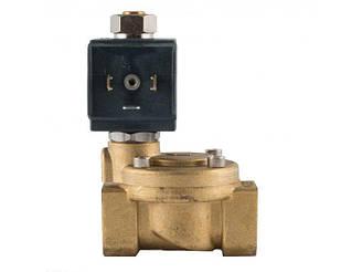 """Клапан 1/2"""", нормально-открытый, 8714 NBR 230V 50 Hz, электромагнитный соленоидный, CEME, Италия"""