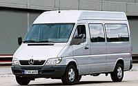 Оригинальный (цельный) уплотнитель (182) на Mercedes Sprinter (1995-2006), Volkswagen LT (Спринтер (1995-2006)