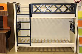 Двухъярусная кровать от торгового дома «Naomi»: высокое качество и функциональность по приемлемой цене.