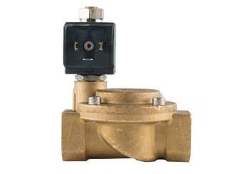 """Клапан 3/4"""", нормально-открытый, 8715 NBR 230V 50 Hz, электромагнитный соленоидный, CEME, Италия"""
