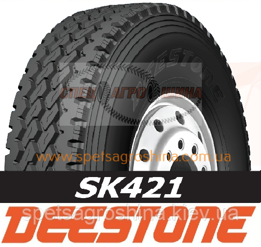 Шина 11R22.5 16PR DEESTONE SK421 TL