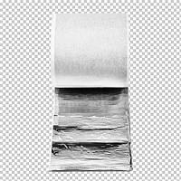 Бутилкаучуковая фольгированная лента 150мм*10м
