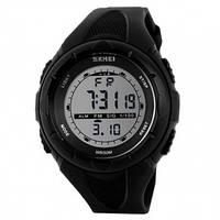 Часы Skmei 1074 Black, фото 1