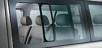 Стекло боковое с форточкой для Ford Transit 2002-2014 левое