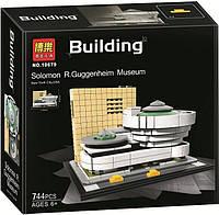 Конструктор Bela Building Музей Соломона Гуггенхайма 10679