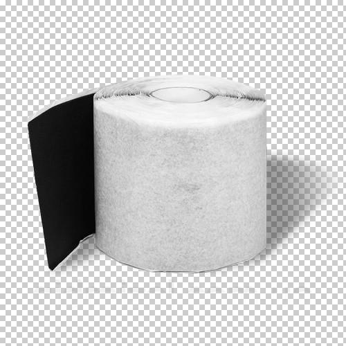 Бутилкаучуковая нетканная лента 50мм*12м