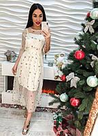 Платье наряд на новый год