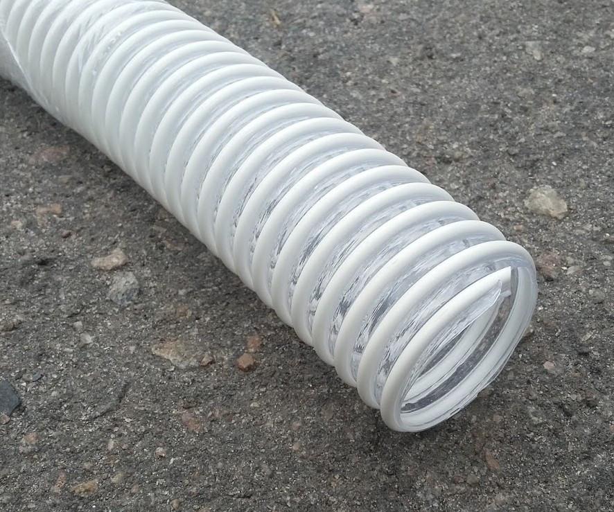 Шланг спиральный тип 3 напорный из пвх рабочее давление