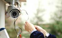 Обслуживание аналогового видеонаблюдения г.Днепр