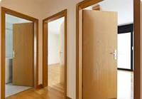 Установка міжкімнатних дверей.