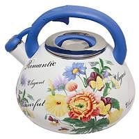 Эмалированный чайник на 3.5 л Maestro MR-1322