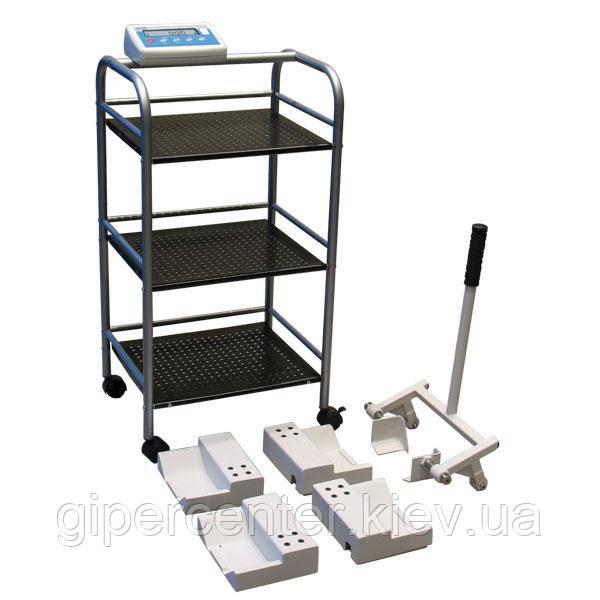 Весы-кровать WPT/4В 500С до 500 кг, точность 200 г с RS-232