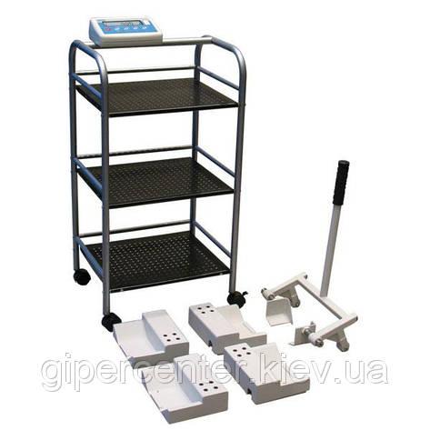 Весы-кровать WPT/4В 500С до 500 кг, точность 200 г с RS-232, фото 2