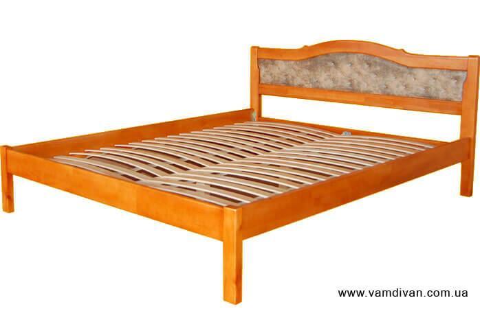 Деревянная кровать Юлия 2
