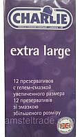 Презервативы Charlie Extra Large № 12 увеличенного размера
