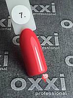 Гель-лак Oxxi 007 10 мл