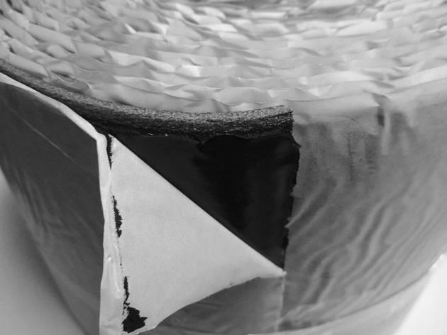 Бутилкаучукова стрічка з пінополіетиленом 100мм*12м, фото 2
