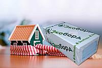 Пенополистирол экструдированный стиродур 600х1200х40мм Экоборд (10 шт. в упаковке)