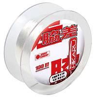 Леска Lineaeffe Hikaru 100м.х10  0.40мм  FishTest 15.20кг (прозрачная)  Made in Japan