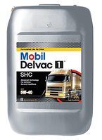 Масло моторное Mobil Delvac 1 SHC 5W-40 (20 л.)
