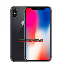 Копия iPhone X black (Space Gray), фото 1