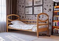 Кровать детская Наутилус из натурального дерева, фото 1