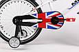 """Детский велосипед ARDIS MINI 20""""  Белый/Красный, фото 4"""