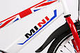"""Детский велосипед ARDIS MINI 20""""  Белый/Красный, фото 5"""