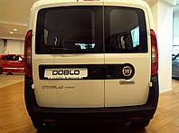 Заднее стекло (распашонка правая) без электрообогрева Fiat Doblo 2010- (Фиат Добло 2010-)