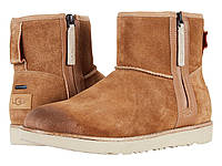 Ботинки/Сапоги UGG Classic Mini Zip Waterproof Chestnut