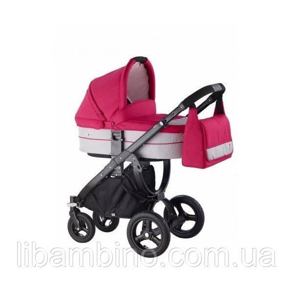 Дитяча коляска Roan Teo Ruspberry