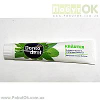 Зубная Паста 125 Мл Dento Dent Krauter (Код:1250) Состояние: НОВОЕ, фото 1