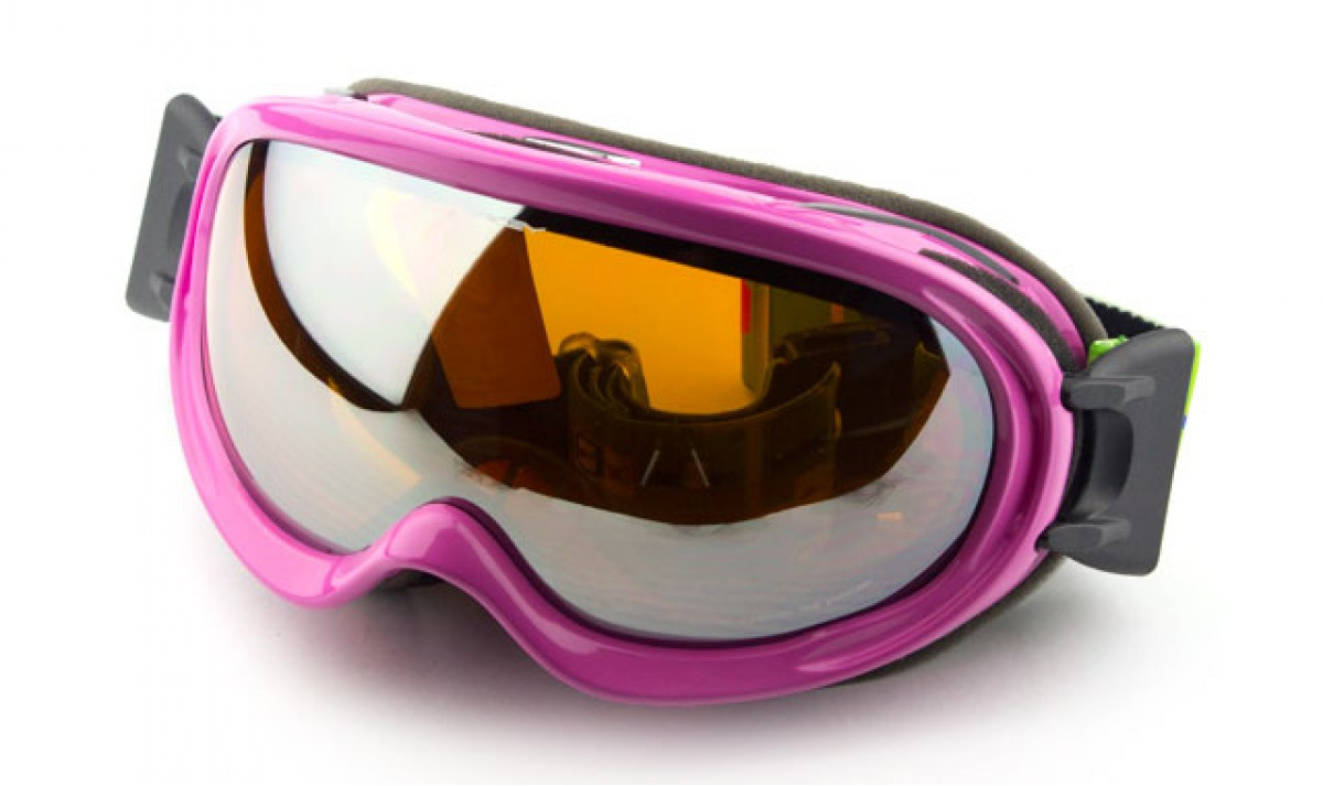 Очки лыжные защитные Okey P121119-1