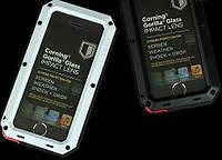 Чехол Taktik Lunatik для iPhonе(аллюминий)  6S белого цвета. Скидки.