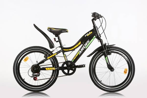 """Детский велосипед ARDIS POLO 20""""  Черный"""