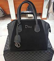 Сумка женская Dior черная