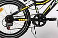 """Детский велосипед ARDIS POLO 20""""  Черный, фото 4"""