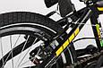 """Детский велосипед ARDIS POLO 20""""  Черный, фото 5"""