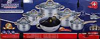 Набор красивой посуды BOHMANN BH-1212MGC