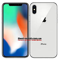 Копия iPhone X white (Silver)
