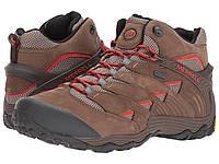 Ботинки/Сапоги (Оригинал) Merrell Chameleon 7 Mid Waterproof Boulder