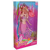 Кукла Русалочка 318-B с дельфином