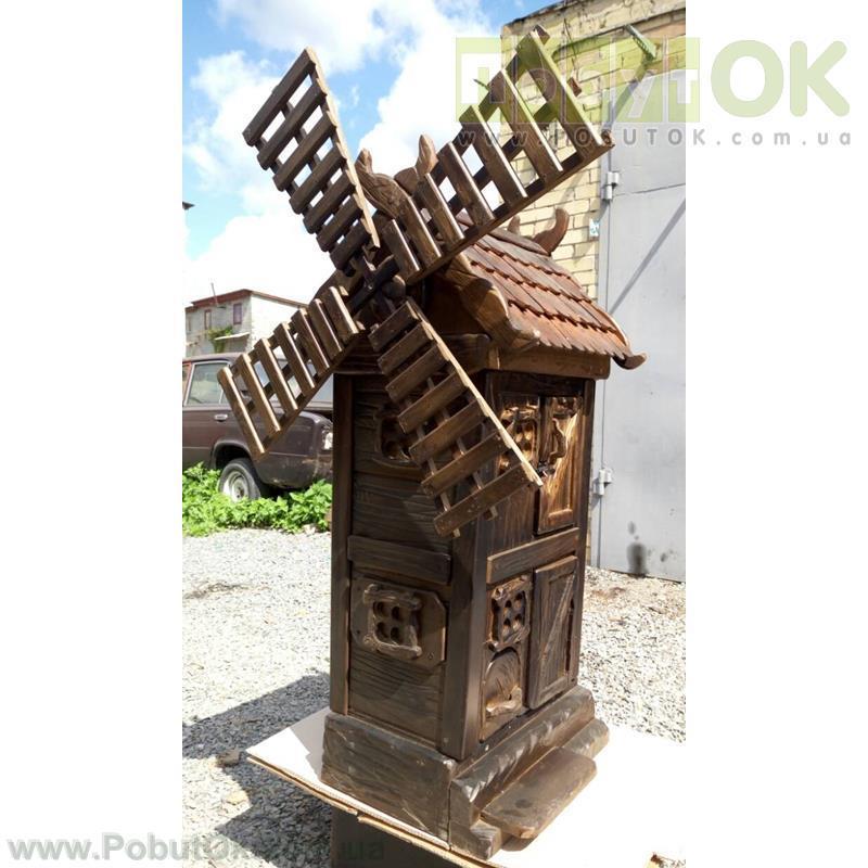 Кофемолка Профессиональная Стилизованная Под Мельницу (Код:1260) Состояние: Б/У - PobutOK в Ровно