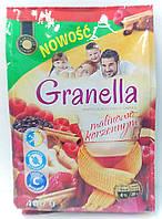 Гранулированный чай с ароматом малины с пряностями Granella 400гр. (Польша)