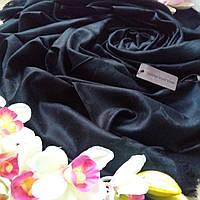 Палантин  Louis Vuitton черный, фото 1