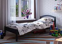 Кровать детская Юлия из натурального дерева, фото 1
