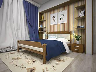 Деревянная кровать Олимпия