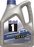 Масло моторное Mobil 1 FS 5W-50 (4л.)